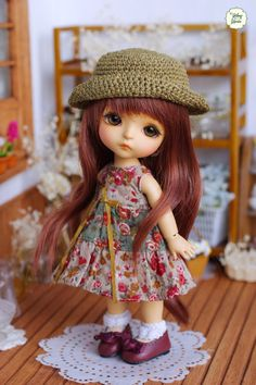 Lati Yellow/ Puki Fee  Dreamy Blossom Patchwork by YlangGarden