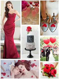 132 Best Valentine S Day Weddings Images On Pinterest In 2018
