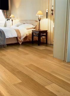 QuickStep Palazzo Engineered Flooring Natural Noble Oak, Satin Lacquer,  190x3x14 Mm, QuickStep Parquet