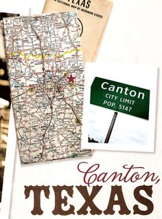 Canton Texas a great place to shop...!Mentioned on Ralph Lauren's website... flea market bliss!