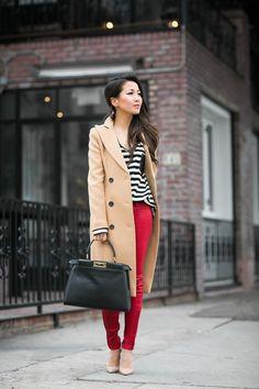 Classics :: Beige coat