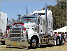 US Big Rig Truck