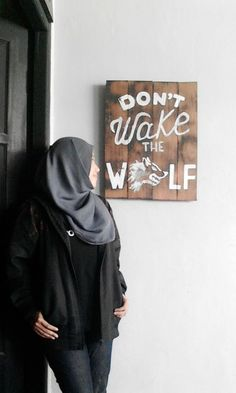 Don't Wake The Wolf ;)