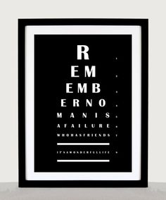 C'est un vie merveilleuse devis  Eye Chart 85   12  par EyeChArtist, £5.50