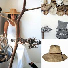 Summer, Hats, Style, Fashion
