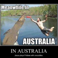 Australia... Land of WTF