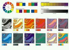 Corrección ficha técnica de color