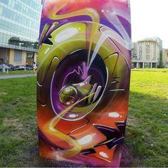 Grafitti Art by RASKO