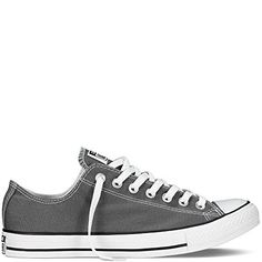 0388431ca25ed Converse Chuck Taylor All Star Core Ox Baskets Mode Mixte Adulte - Gris  (Charcoal)