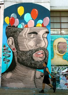 by T.H.E.I.C. - Medrar arriba - Montevideo, Uruguay - 2012
