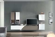 Muebles de comedor de estilo moderno. #hogar #decoracion