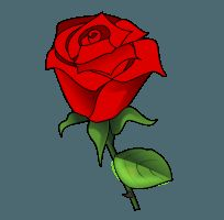 Red Rose by gruntman Duke Phoenix, A red rose embellishes any garden, she is the queen of the flowers. Rose Clipart, Flower Clipart, Novelty Ties, Novelty Fabric, Single Red Rose, All Plants, Colour Images, Amazing Flowers, Plant Decor