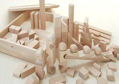 Деревянные игрушки строительные блоки 3B набор 137pcs | строительные блоки | | Игрушки деревянные Игрушки деревянные игрушки в почте доступных и Daiwa