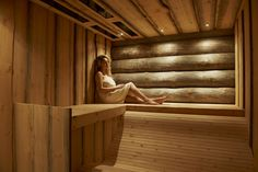 Happy Wednesday when was the last time you were able to get away and relax in a sauna?