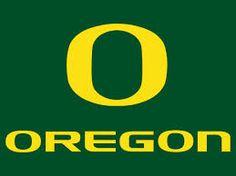 University of Oregon. Go Ducks!