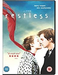Restless (2011) Directed & Produced by #GusVanSant Produced by #BryceDallasHoward #RonHoward #BrianGrazer Starring #HenryHopper #MiaWasikowska #Restless #Hollywood #hollywood #picture #video #film #movie #cinema #epic #story #cine #films #theater #filming #opera #cinematic #flick #flicks #movies #moviemaking #movieposter #movielover #movieworld #movielovers #movienews #movieclips #moviemakers #animation #drama #filmmaking #cinematography #filmmaker #moviescene #documentary #screen #screenplay Ray Winstone, Brian Grazer, Jean Seberg, Ron Howard, Movie Talk, Mia Wasikowska, Independent Films, Cinematography, Filmmaking