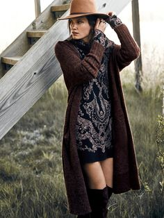 How to master the bohemian style