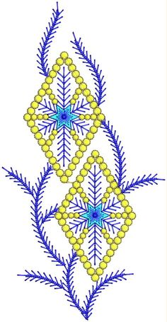 Applique Embroidery Design