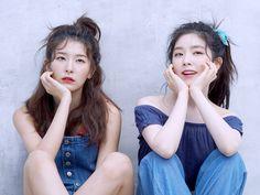 Seulgi and Irene my favorite photo