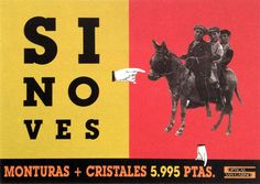 Opticas San Gabino/ Agencia: Remo