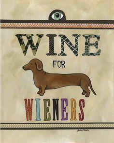 Wine For Wieners