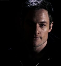 9x18 Meta Fiction [gif] - Gadreel - I don't care that he's the bad guy and killed Kevin, I still really like him.  Tahmoh Penikett is sooooo pretty.