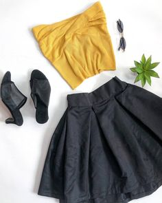 Mini Skirts, Fashion, Outfits, Moda, Fashion Styles, Mini Skirt, Fashion Illustrations