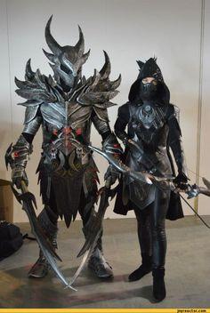 photo,armor,cosplay,Skyrim,games