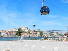 Vila Nova de Gaia, Portugal Some Pictures, Portugal, Dolores Park, Places To Visit, Cable, Louvre, Building, Travel, Porto