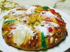 Portuguese Desserts, Portuguese Recipes, Portuguese Food, Bagel, Doughnut, Cake Recipes, Biscuits, Bread, Baking