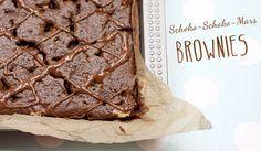 ein besonders perfektes süß-klebrig-schokoladiges Brownie-Erlebnis <3