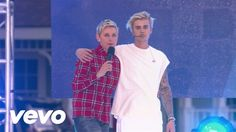 Justin Bieber - Sorry (Live From The Ellen Show) - YouTube