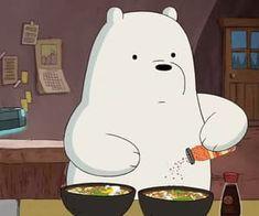 we bare bears Ice Bear We Bare Bears, We Bear, Bear Tumblr, We Bare Bears Wallpapers, Watch Cartoons, Bear Wallpaper, Cartoon Icons, Cute Bears, Cute Cartoon Wallpapers