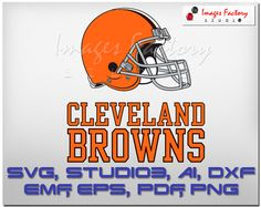 Cleveland Browns Cut Files Cleveland Browns SVG Files ...