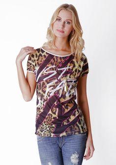 T-Shirt Lança Written | Lança Perfume