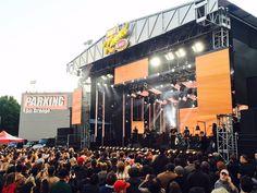Le Jimmy Kimmel Live! étape - à Jimmy Kimmel Live Scène extérieure .
