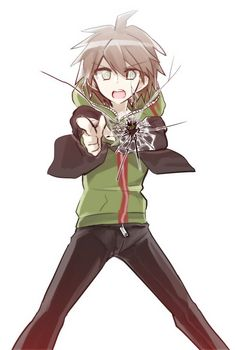 Makoto Naegi, Danganronpa Trigger Happy Havoc, Danganronpa Game, Mystic Messenger, Kawaii, Empty, Cute, Bb, Husband