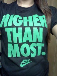 #Nike Nike Quotes <3 #raisingthebarHIGHER by mari