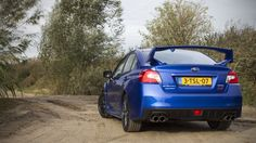 Subaru WRX STi 2.5T Sport Executive