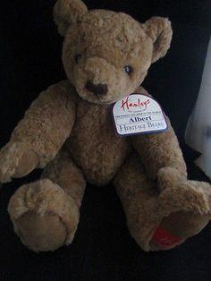 cfbe7c6aee3 Hamleys Finest Toy Shop In The World Teddy Bear Plush Albert London