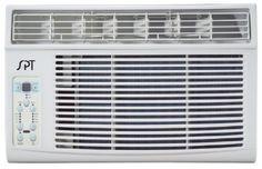 SPT 10000 BTU Window Air Conditioner Energy Star WA-1011S: http://www.amazon.com/SPT-Window-Conditioner-Energy-WA-1011S/dp/B004ICGP4G/?tag=greavidesto05-20