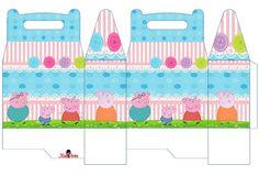 Oba! Tem festa peppa pig para imprimir hoje no blog. Confira e faça você mesma a festa dos pequenos.