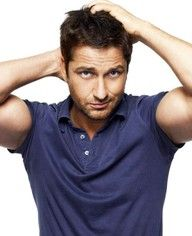 Gerard Butler.. Love. Him.