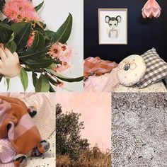 Style your little girls room with this Koala print from Violet Eyes. Printed on fine art paper it is the perfect piece of wall art for a girls nursery. It would also make a great statement print in a girls bedroom. The subtle pink and grey tones make it an easy fit for kids room decor. Shop this print and discover more at https://www.violeteyes.com.au/products/koala-girl