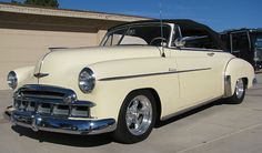 49 Chevy Convertible, I WANT NEED HAVE TO HAVE YOU
