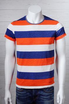 Striped T shirt for Men