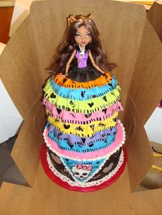 This is my dream cake