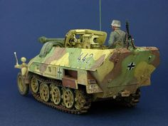 Hetzer by Detlef Frohlich (Eduard 1/35)