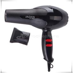 Durable Hair Dryer Blow Dryer Heat Blower Dryer Hot And Cold Wind Salon. HAIR DRYER(US Plug). Strong wind, low noise and fine heat dissipation. Compact size is convenient to travel and storage. Blow Hair, Hair Blow Dryer, Hair Blower, Professional Hair Dryer, Beauty And The Best, Makeup Items, Salons, Cool Hairstyles, Health And Beauty