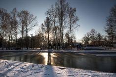 #Spreewald im #Winter dann bitte unsere kulinarischen Reiseangebote unter www.hotel-stern-werben.de